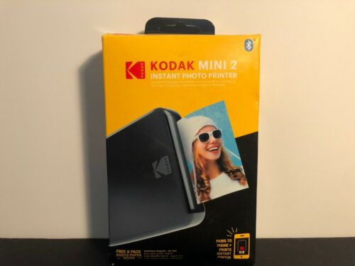 mini 2 instant photo printer hd wireless