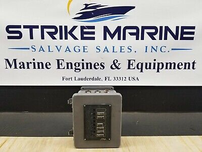 NewMar Circuit Breaker Control Box, 9½
