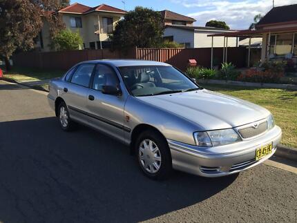 2001 Toyota Avalon Sedan - Silver - Auto - Rego until Jan 16 Panania Bankstown Area Preview