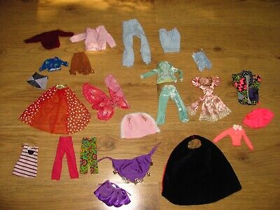 Barbie bundle dolls ~clothes accessories and other