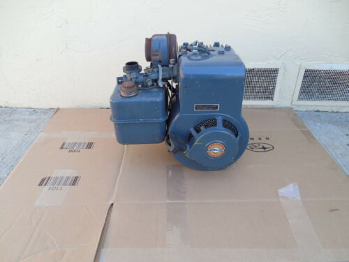 Briggs & Stratton Model 100232 Engine