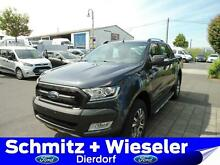 Ford Ranger DOKA 4x4 Wildtrak AHK/Rollo/200PS/ -30%