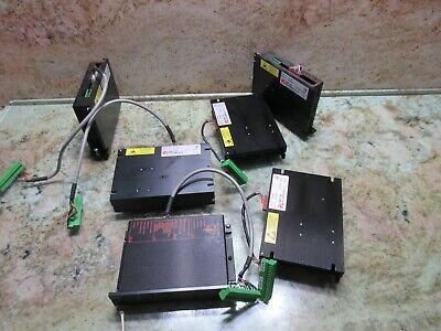 Servo Dynamics Servo Amplifier Drive 1525-br 7300-8079 Warranty Each 1