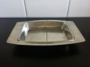 Danish MCM  stainless small tray / dish