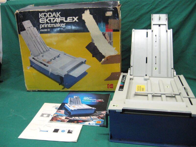 Kodak EKTAFLEX Print maker model 8 Complete and Excellent