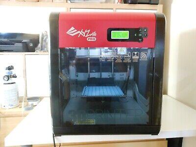 XYZprinting DaVinci 1.0 Pro 3D Printer (uses 1.75mm filament)