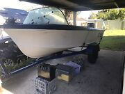Fishing boat front control 30hp 2011model mercury Rochedale South Brisbane South East Preview