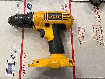 Dewalt Dc970 Cordless Drilldriver 18v Unit Only