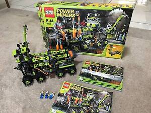 Lego Power Miners 8964 Buderim Maroochydore Area Preview