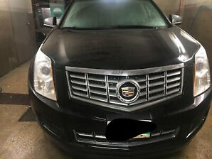 Cadillac SRX 2014 7 years gap insurance and 5 years engine