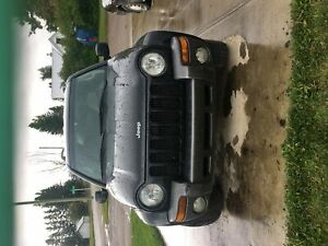 2004 Jeep  liberty for trade