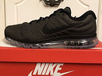 NIKE AIR MAX 2017 MENS TRAINERS SNEAKERS SHOES UK 6 EUR 40 Green