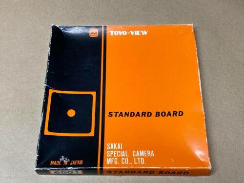 RARE Toyo-View Standard Board 8001
