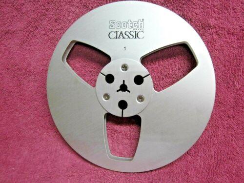 "SCOTCH METAL CLASSIC 7"" Tape Take up Reel  Empty"
