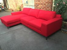 3 seater chase sofa South Yarra Stonnington Area Preview