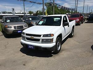 2012 Chevrolet Colorado 1LT 2WD