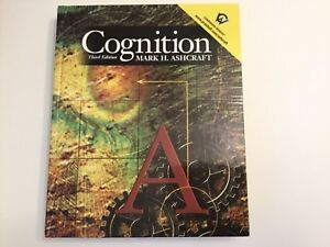 Cognition,third addition by Mark Ashcraft