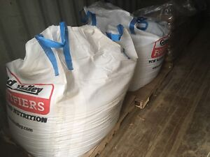 Used one ton tote bags