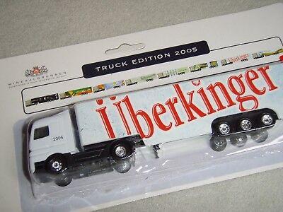Werbetruck LKW Truck - Edition 2005 - Überkinger - neu OVP