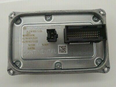 VOLL FULL LED STEUERGERÄT MERCEDES ML GL GLE GLS W166 X166 W292 A2189007306 NEU