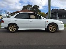1999 STI white Wetherill Park Fairfield Area Preview