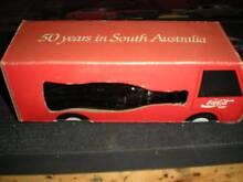 Coke Cola 50 years in South Australia Bottle Murray Bridge Murray Bridge Area Preview