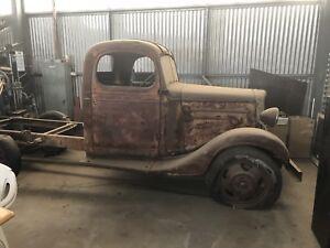 1936 Chev truck
