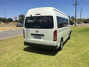 2008 Toyota Hiace Van/Minivan Diesel ONLY 109,000 KMS Maddington Gosnells Area Preview