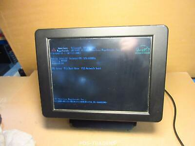 "FEC RT562-R5-211X10B AiO ELO Touch Computer POS 12,1"" Black Schwarz - INCL PSU"