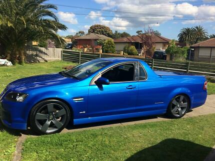 2011 Holden VE SS SII THUNDER UTE Doveton Casey Area Preview