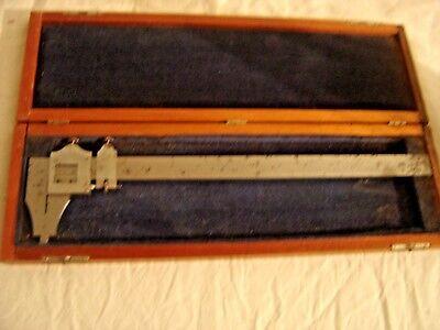 Brown Sharpe Mfg. Co. Caliper In Box  8817