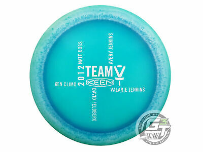 NEW Innova Blizzard Boss 154g Blue 2012 Team Keen FELDBERG COLLECTION for sale  Shipping to Canada