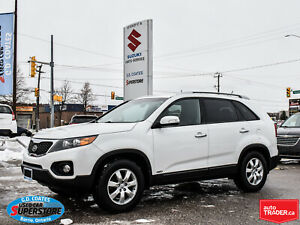 2012 Kia Sorento LX AWD ~Heated Seats ~Bluetooth