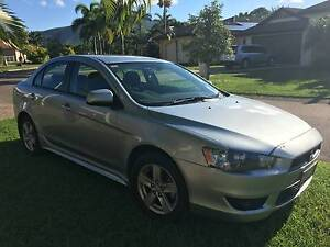 2008 Mitsubishi Lancer VR Sedan Townsville Townsville City Preview