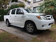 2008 toyota hilux sr5 4x2 Collaroy Manly Area Preview