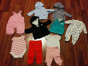 0-3 months clothes lot