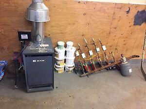 Infloor heater