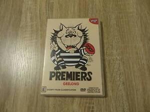 AFL Premiers 2007 - Geelong Cats Football Club - DVD Ringwood Maroondah Area Preview