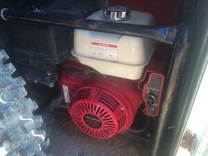 Honda petrol generator Gympie Gympie Area Preview