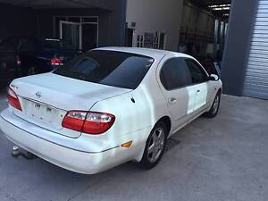 WRECKING NISSAN MAXIMA A33 99-03 MANY PARTS AVAILABLE CHEAP!! Craigieburn Hume Area Preview