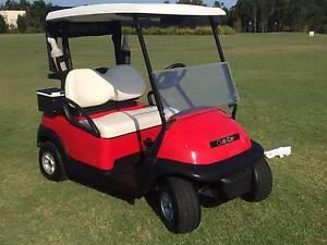 2016/17 Club Car Precedent 48V Electric Golf Car
