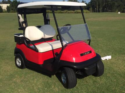 2014/15 Club Car Precedent 48V Electric Golf Car
