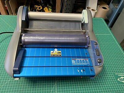 GBC Ultima 35 EZload Thermal Roll Laminator 12