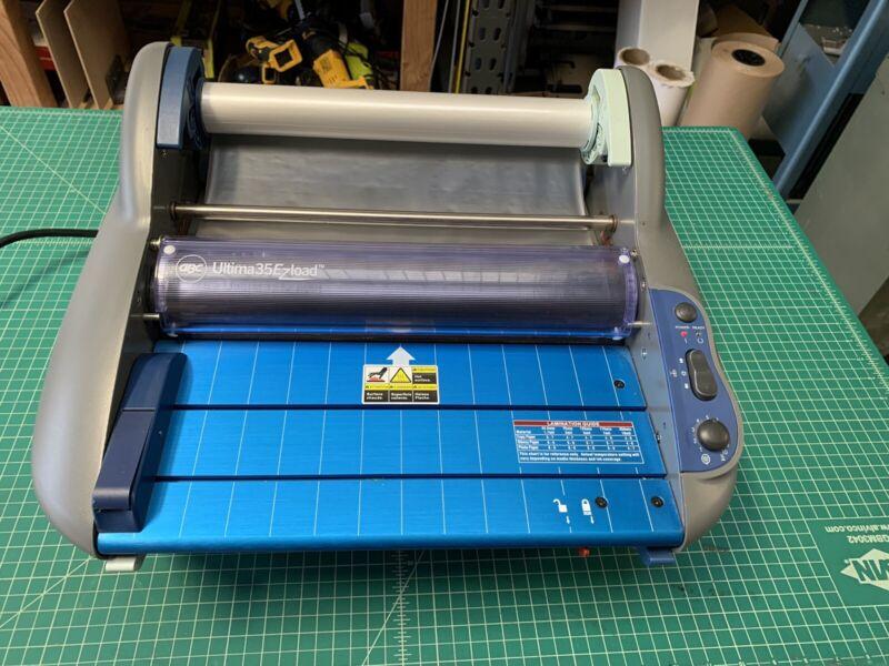 """GBC Ultima 35 EZload Thermal Roll Laminator 12"""" Max 1701681"""