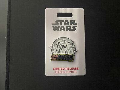 Disney Star Wars ''May The 4th Be With You'' Stormtroopers LR Pin 2020 IN HAND