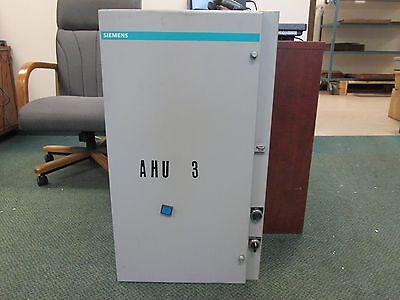 Siemens Enclosed Starter Sxlfo Size 4 120v Coil Wcontrol Transformer Nema 1 Enc