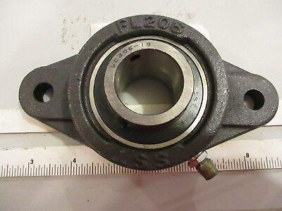 Ucfl 206-19...bearing....2-bolt Flange....1-316.....
