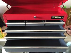 2 X Tool box supatool 'Supacheap' Grovedale Geelong City Preview