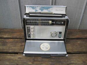 Zenith TransOceanic Royal 7000-1 Multi 11 Band Am Fm Shortwave Radio B9577