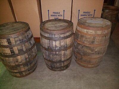 Whiskey Barrel Used Whisky Keg 53 Gallon Oak Wood Local Pick up (Whiskey Barrel Gallon)